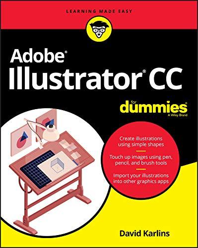 Adobe Illustrator CC For Dummies (English Edition)