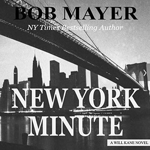 Couverture de New York Minute