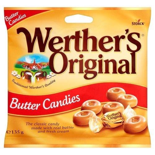 Werther's Original Butter Candies 135G