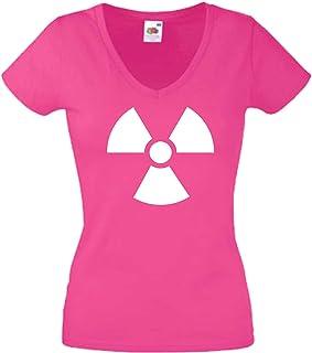 2c4f125b JINTORA T-Shirt - Chemise - radioactif - JDM/La Coupe - pour la
