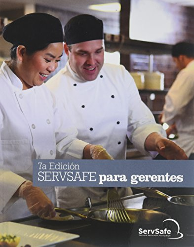 ServSafe Manager Book Standalone in Spanish (7th Edition)