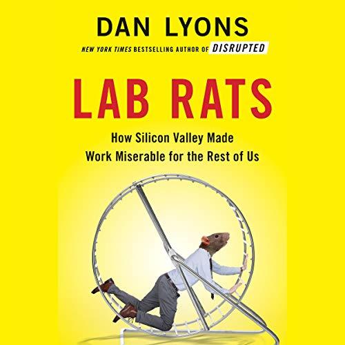 Couverture de Lab Rats