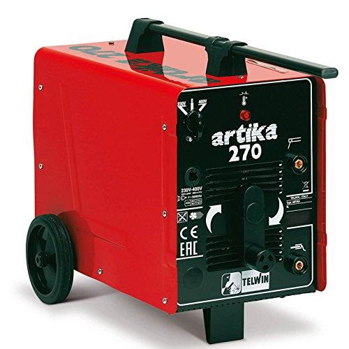 TELWIN Artika 270 Elektrodenschweissgerät bis 250A, 230V / 400V AC-Wechselstrom-Transformator