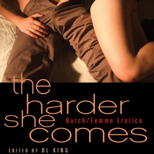 The Harder She Comes audiobook cover art