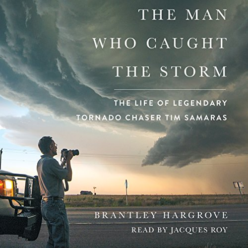 Page de couverture de The Man Who Caught the Storm