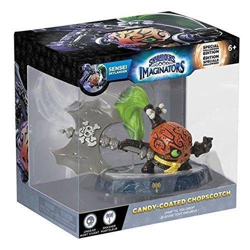 ACTIVISION Skylanders Imaginators: Sensei Chopscotch Candy-Coated Halloween Jouet Hybride Console Compatible Compatible Multi Plateformes