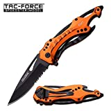 TAC Force TF-705 Series Assisted Opening Tactical Folding...