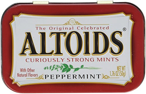 Altoids Peppermint Mints  6 paks
