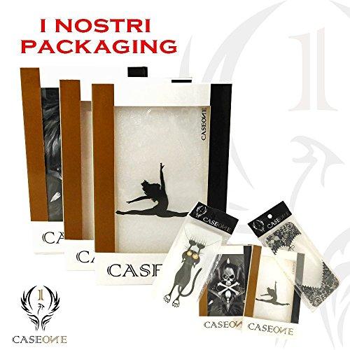 CASEONE® Cover in Gomma TPU Babbo Goloso per Sony