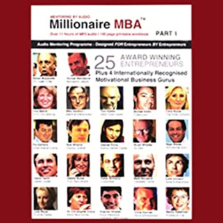 Millionaire MBA Business Mentoring Programme, Week 1 cover art