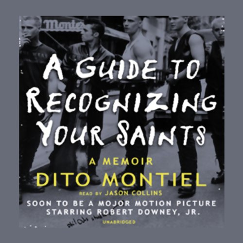 A Guide to Recognizing Your Saints audiobook cover art