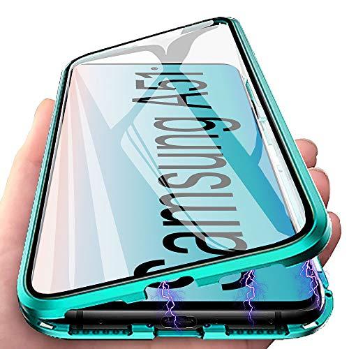 Funda para Samsung Galaxy A51 Carcasa Adsorción Magnética, E-Lush Funda...