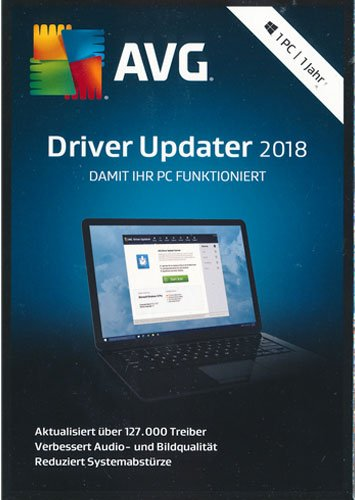 AVG Driver Updater 2018 [Import allemand]