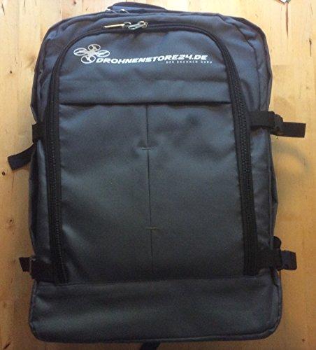 DROHNENSTORE24.DE ...DER DROHNEN-GURU DS24 Sport Rucksack für Yuneec Q500 Zubehör Wasserdicht Ultraleicht