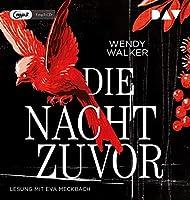 Die Nacht zuvor: Lesung mit Eva Meckbach (1 mp3-CD)