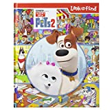 The Secret Life of Pets 2 Look and Find Activity Book - PI Kids
