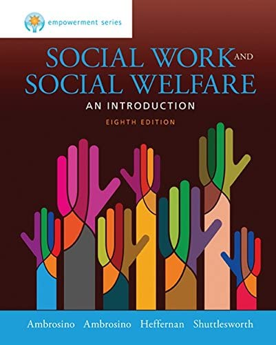 Empowerment Series Social Work and Social Welfare product image