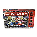 MONOPOLY E1870102 Gamer Mario Kart, multicolor, Inglesa