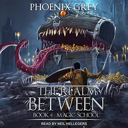 Magic School cover art