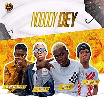 Nobody DEY (feat. MR Bee, Uchay & Diamond_jimma)