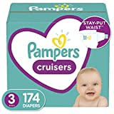 Pampers Cruisers Disposable Baby Diapers