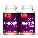 Jarrow Formulas Quercetin 500 mg - 100 Veggie...