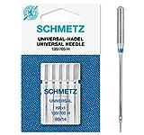 Schmetz 5 130/705 Aguja universal para máquina de coser