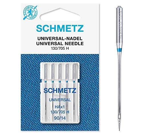 Schmetz 5 130 705 Aguja universal para máquina de coser
