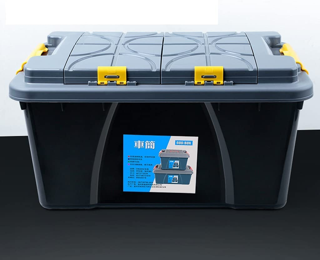 Super-cheap XIAOQIAO NEW before selling ☆ Trunk Storage Box Car Double-Decker T