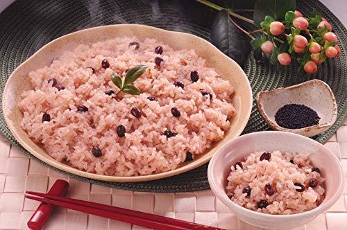(国産)赤飯 (早炊米) 1kg (rns400234)炊飯器で炊くだけの簡単調理(炊き上がり約1.4kg)