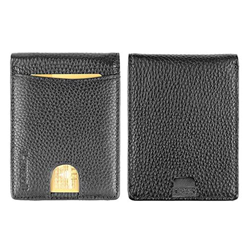 tough wallets Front Pocket Wallets Money Pocket Thin Wallet for Men RFID Blocking Slim Bifold Leather Credit Card Holder for Women Walette Halloween