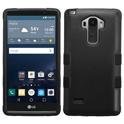 Wydan Case for LG G Stylo, Vista 2 - TUFF Hybrid Hard Shockproof Case Heavy Duty Protective Cover