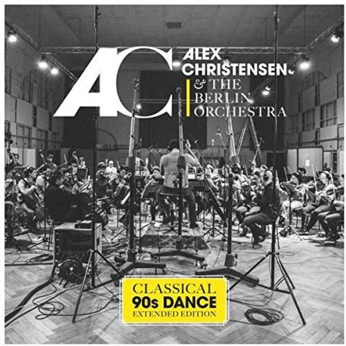 Classical 90s Dance (Extended Edition) [Limited Casebound Book]