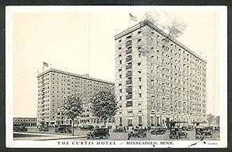 Curtis Hotel Minneapolis MN postcard 1910s