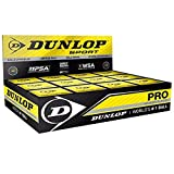 Dunlop Sports Pro XX Squash Ball, Box of 12