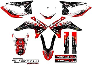 Team Racing Graphics kit compatible with Honda 2019-2020 CRF 125, SCATTER