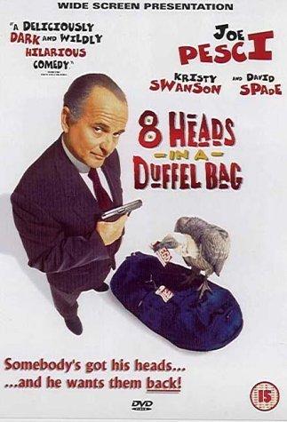 8 Heads In A Duffel Bag [DVD] [1997]