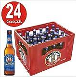 24 x Erdinger Weissbier Alkoholfrei 0,33L Originalkiste MEHRWEG