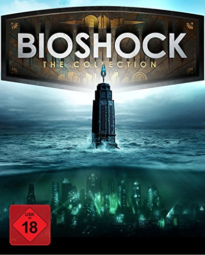 BioShock: The Collection - The Collection   PC Download – Steam Code