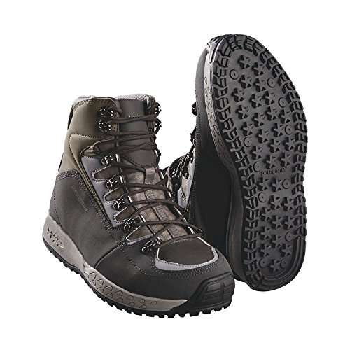 Patagonia 79296-fge-13–Ultralight Wading Boots–Sticky Farbe: Forge Grey Größe: 13