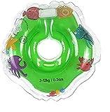 XUELIEE Kleinkind Kinder Schwimmender Schwimmen Ring Aufblasbarer Baby Schwimmring Kommt by (Grun)