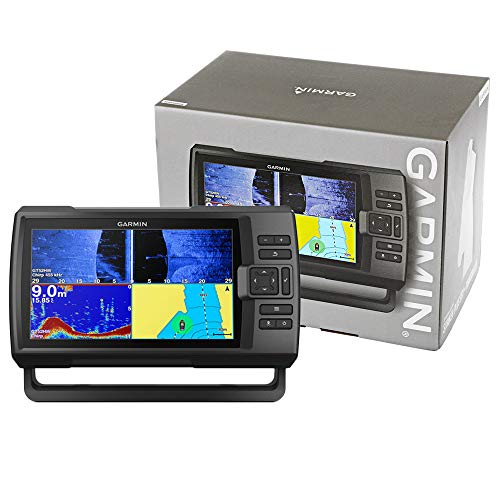Garmin Striker Plus 9sv GPS-Fishfinder mit 9 Zoll Display Striker Plus 9sv GPS-Fishfinder mit 9 Zoll Display, Schwarz, OneSize, 0753759184360