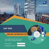 SAP SEM Complete Unique Collection All Latest Inteview Questions & Answers Video Learning Set (DVD)