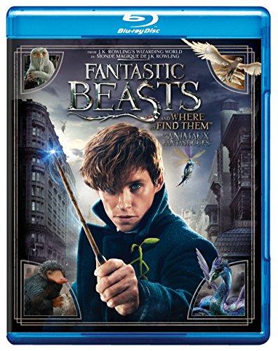 Les animaux fantastiques (Bilingue) [Blu-Ray] - 0