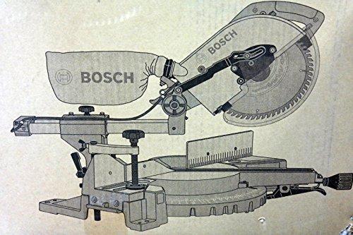 Bosch Professional GCM 10 S + GTA 2600
