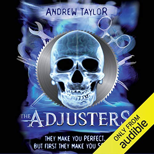 The Adjusters audiobook cover art