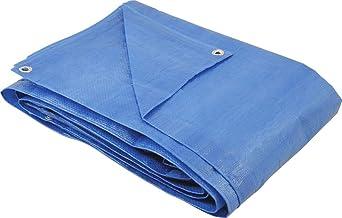 Lona De Polietileno Azul 6 M X 5 M Nove54 Nove 54