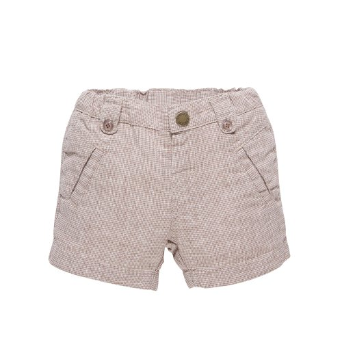 Chicco - Short - Bb garon - Beige - FR: 12 mois (Taille fabricant: 12 mois)