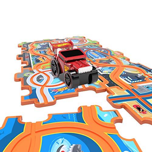 Bladez Toyz BTPP006 Hotwheels - Juego de Azulejos de