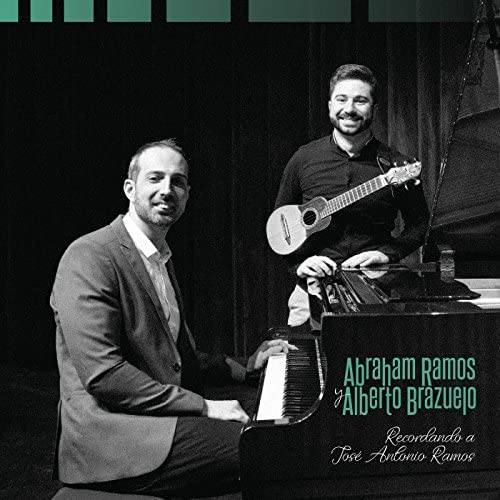 Abraham Ramos y Alberto Brazuelo